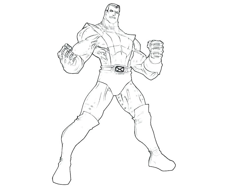 X Men Coloring Pages at GetDrawings.com | Free for personal use X ...