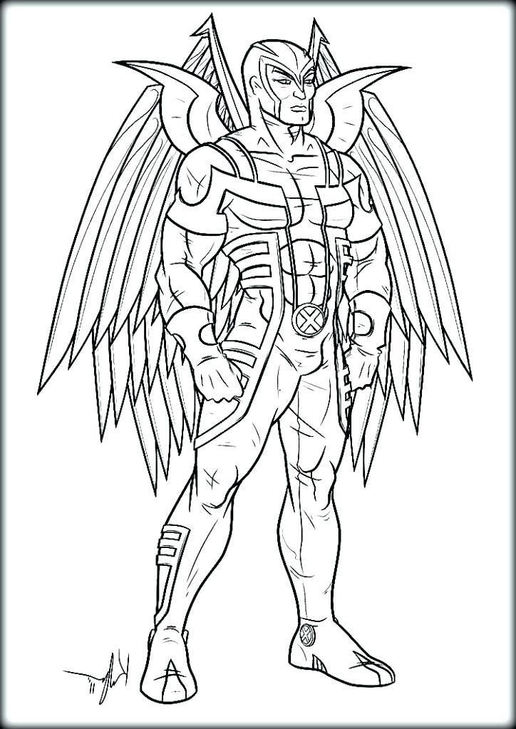 724x1023 Mr Freeze Coloring Pages Here Are X Men Coloring Pages Free
