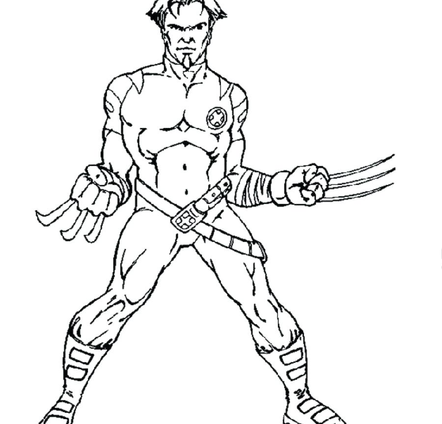 900x864 Cyclops Coloring Page Stunning Cyclops Coloring Pages For Kids