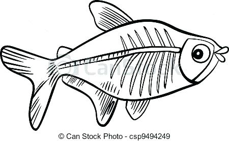 450x278 Fish Coloring Book Fish Coloring Pages Best Coloring Pictures