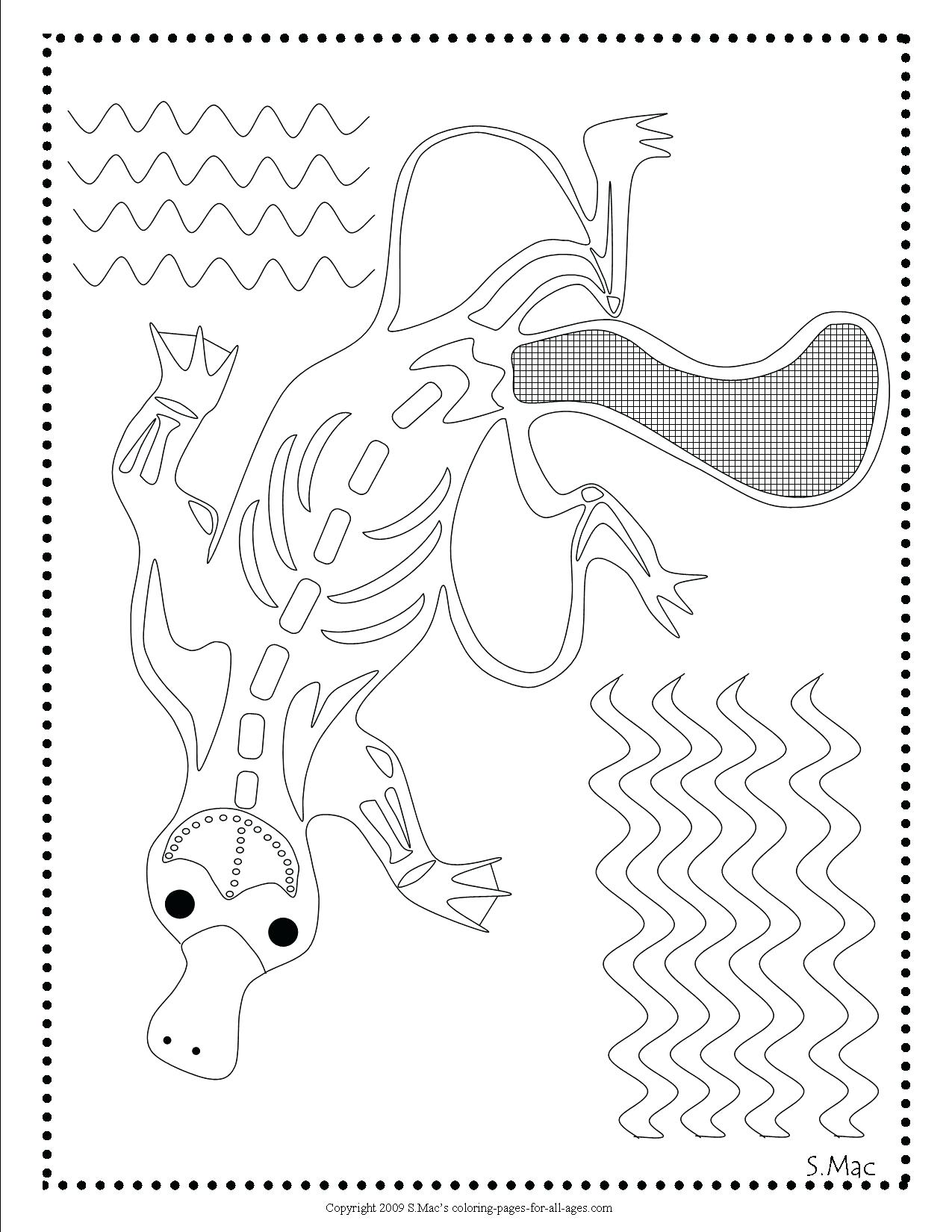 1275x1650 New Coloring X Ray Fish Coloring Page Art Pages X Ray Fish