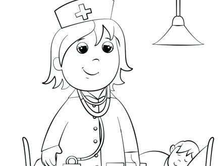 440x330 X Ray Coloring Page Nurse Coloring Page Unbelievable Excellent X