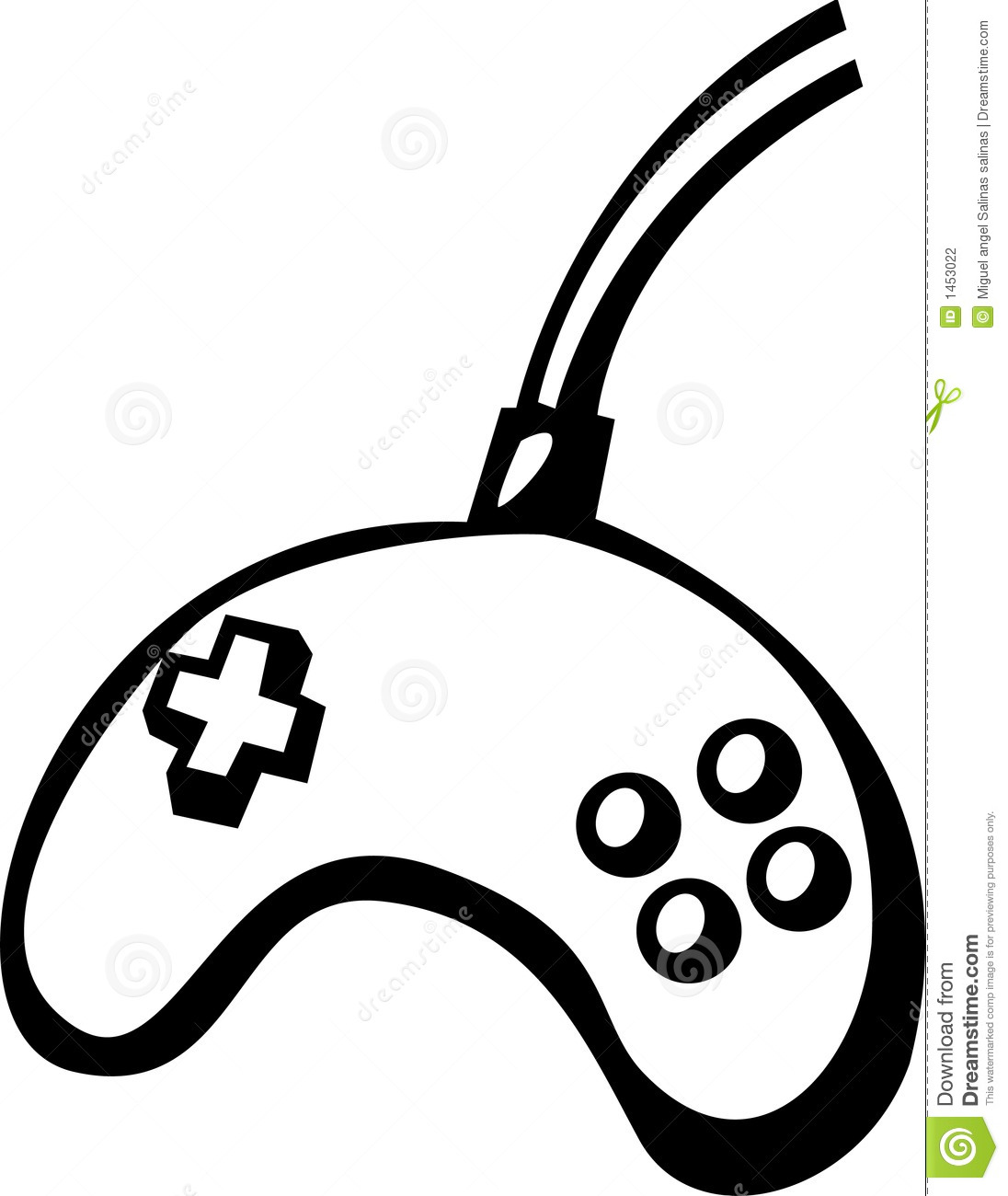 1096x1300 Controller Clipart Video Game Controller