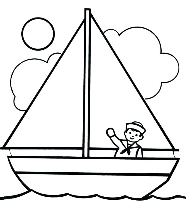 618x674 Speed Boat Coloring Pages Police Boat Coloring Pages Pictures