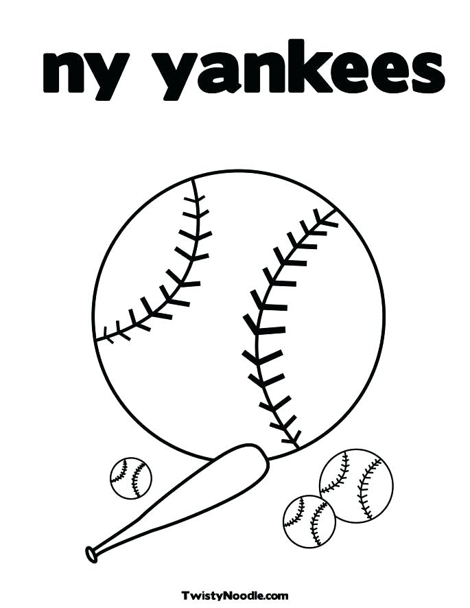 685x886 New York Yankees Coloring Pages Logo Coloring Pages Logo New York