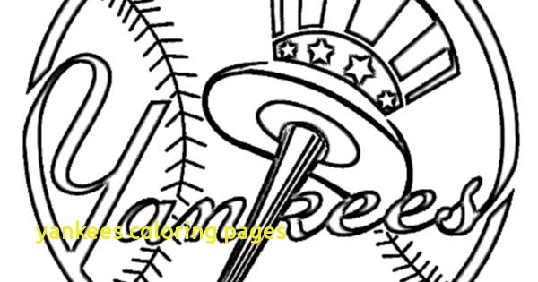 Yankees Coloring Pages At Getdrawings Free Download