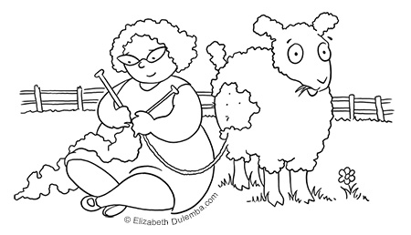 450x258 Coloring Page Tuesday