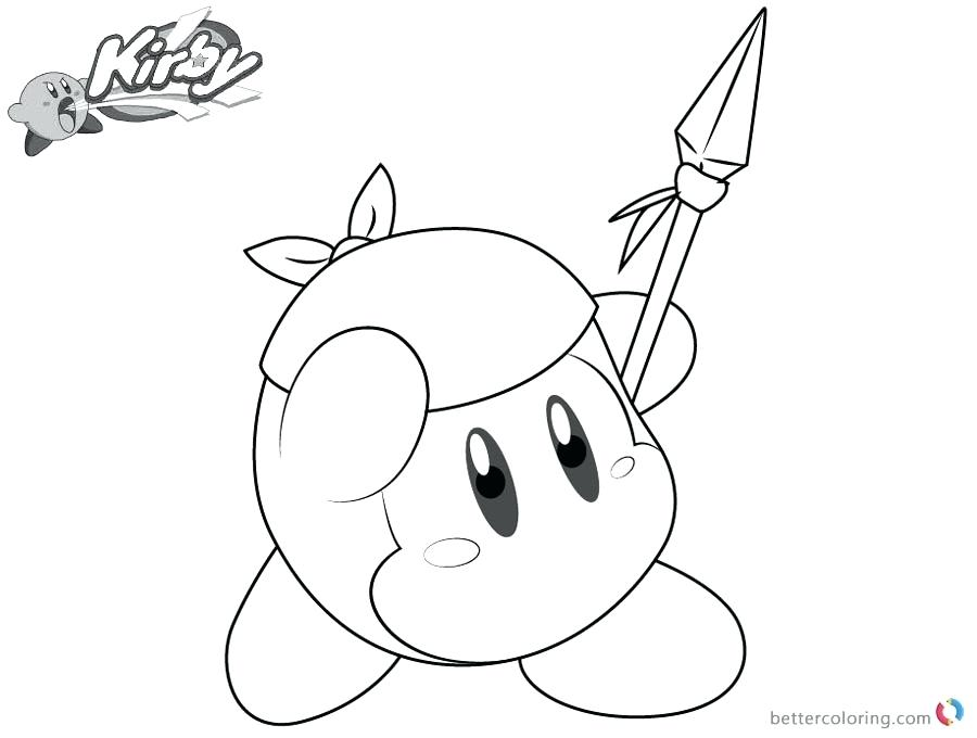 900x680 Kirby Coloring Pages Medium Size Of Coloring Pages Awesome Star