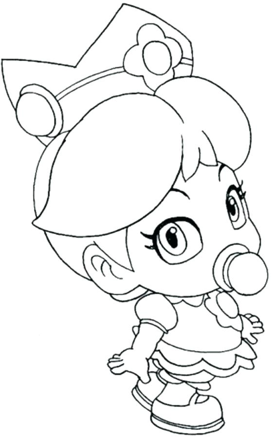 559x900 Yoshi Coloring Page Color Pages Baby Princess Peach Coloring Pages