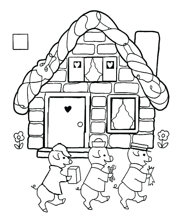 600x734 Brick Coloring Page Brick Coloring Page Peace Coloring Pages