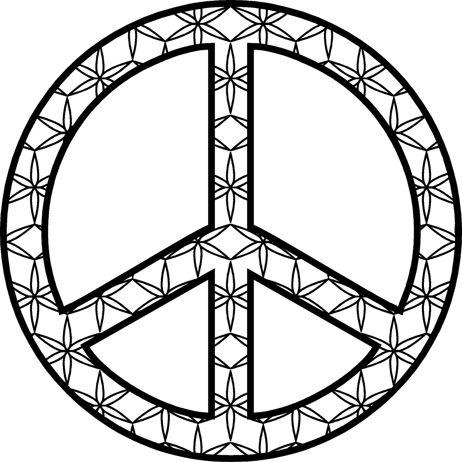 1600x1600 Peace Symbols Peace, Symbols And Scissors