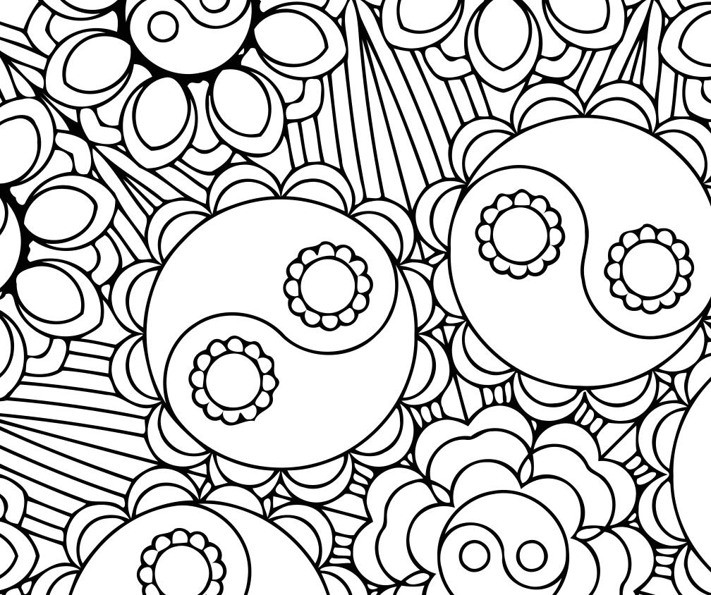 1008x844 Yin Yang Bouquet