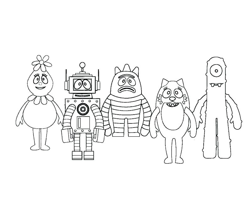 The best free Brobee coloring page images. Download from 6 ...