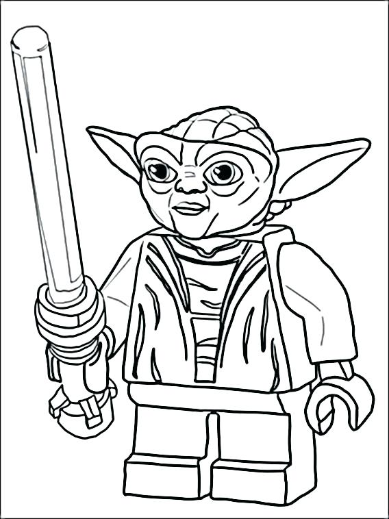 568x758 Yoda Coloring Pages Free Printable Star Wars Coloring Pages Best