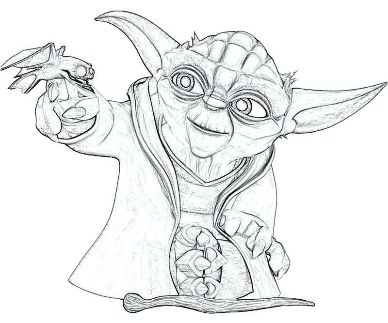 800x667 Yoda Coloring Pics Of Face Coloring Page Star Wars Coloring Pages