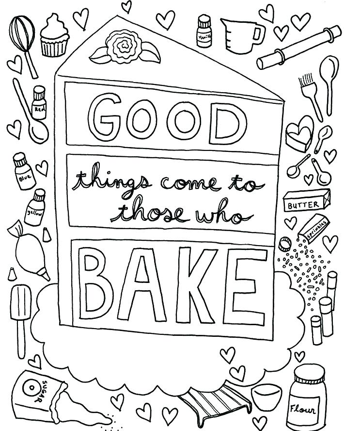 710x888 Cupcake Coloring Book As Well As Yogurt Coloring Page Cupcake