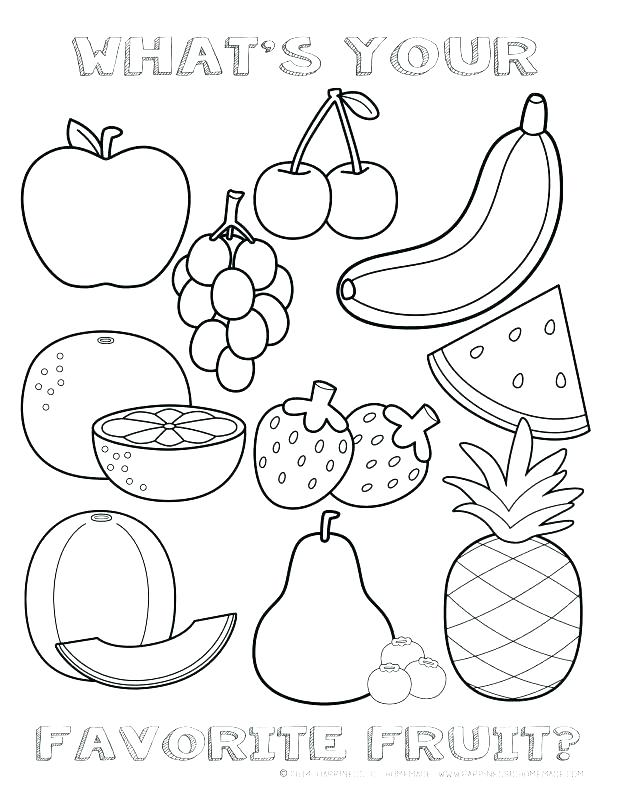618x800 Yogurt Coloring Page Yogurt Coloring Page Sheets Pictures Of Fruit