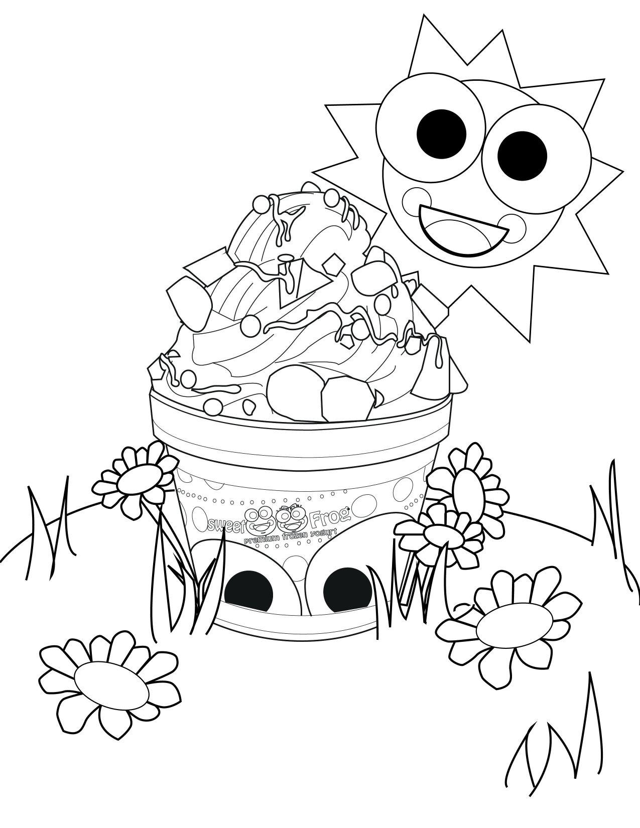 1275x1650 Shocking Coloring Yogurt Page Shopkins Pics Of Inspiration