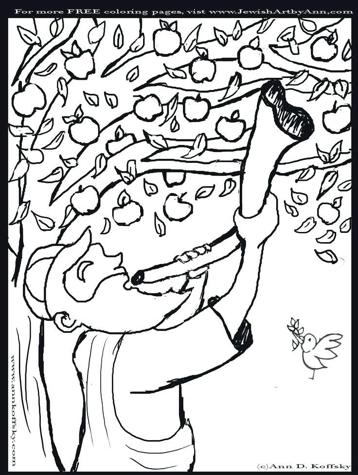 736x977 Yom Kippur Coloring Pages Coloring Pages Coloring Page Week