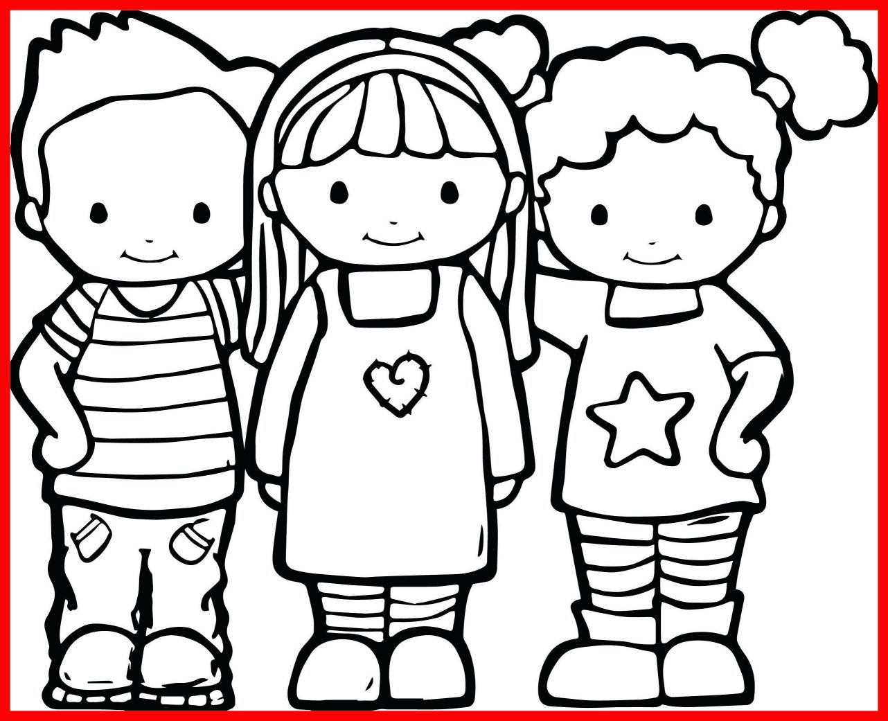 1282x1041 The Best Coloring Pages Surprising Friend Cool Pict For Yoohoo