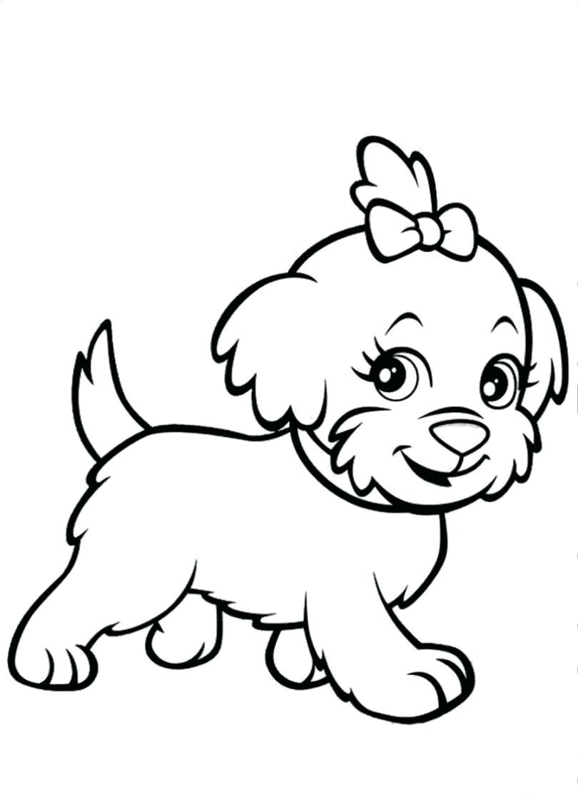 810x1116 Teacup Puppies Coloring Pages New Puppy Coloring Pages Teacup