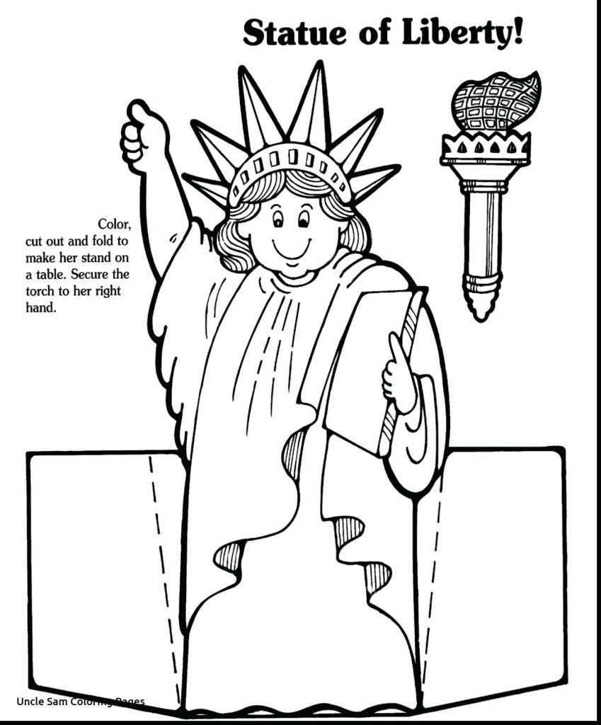 849x1024 Uncle Sam Coloring Pages
