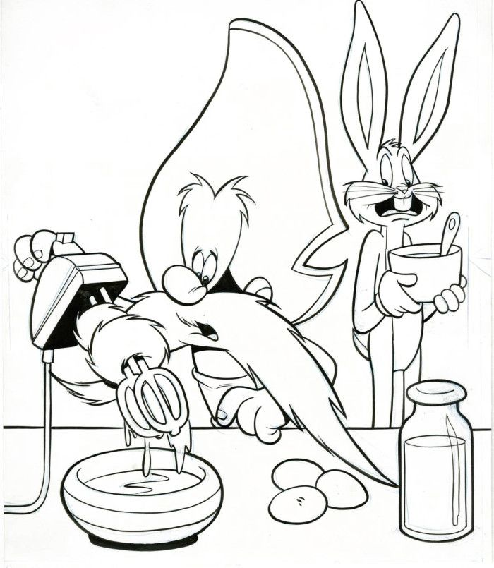 700x805 Activity Yosemite Sam Coloring Pages Coloring Pages