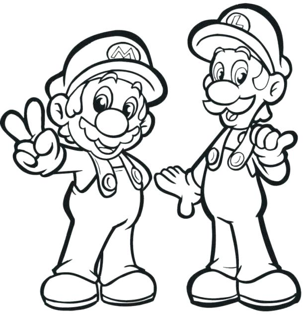 The best free Yoshi coloring page images. Download from ...