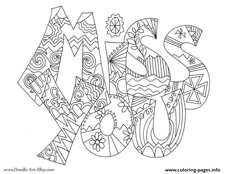 736x568 I Miss You Valentines Coloring Pages Printable