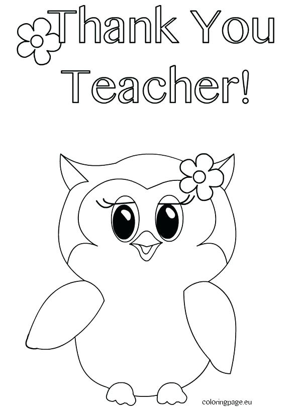 595x822 Thank You Coloring Page Thank You Coloring Pages Coloring Pages