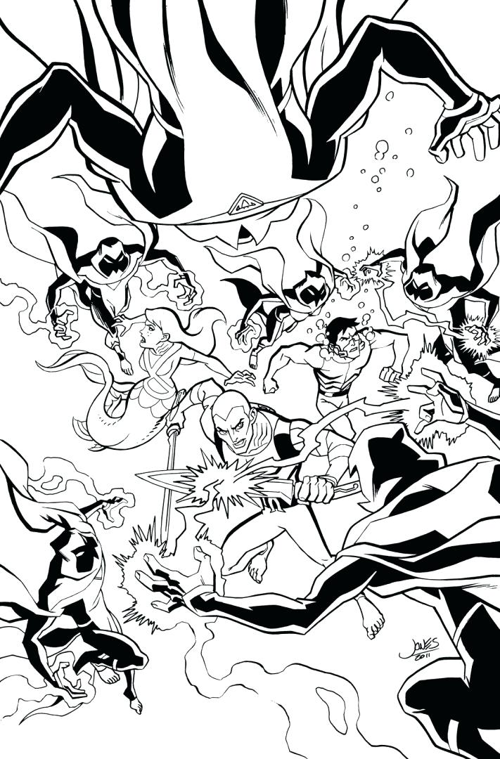 711x1080 Young Justice Coloring Pages Young Justice Coloring Pages Young