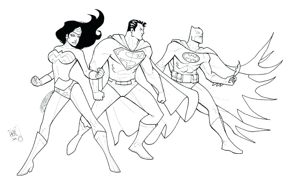 940x608 Young Justice Coloring Pages Young Justice Coloring Sheets High
