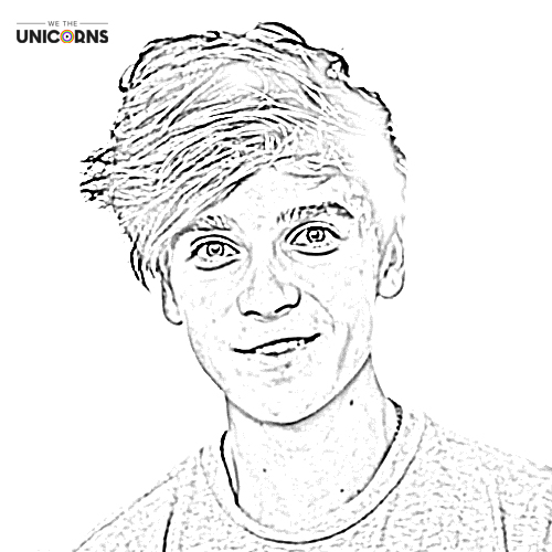 500x500 Here's Free Youtuber Colouring Book Pictures To Download
