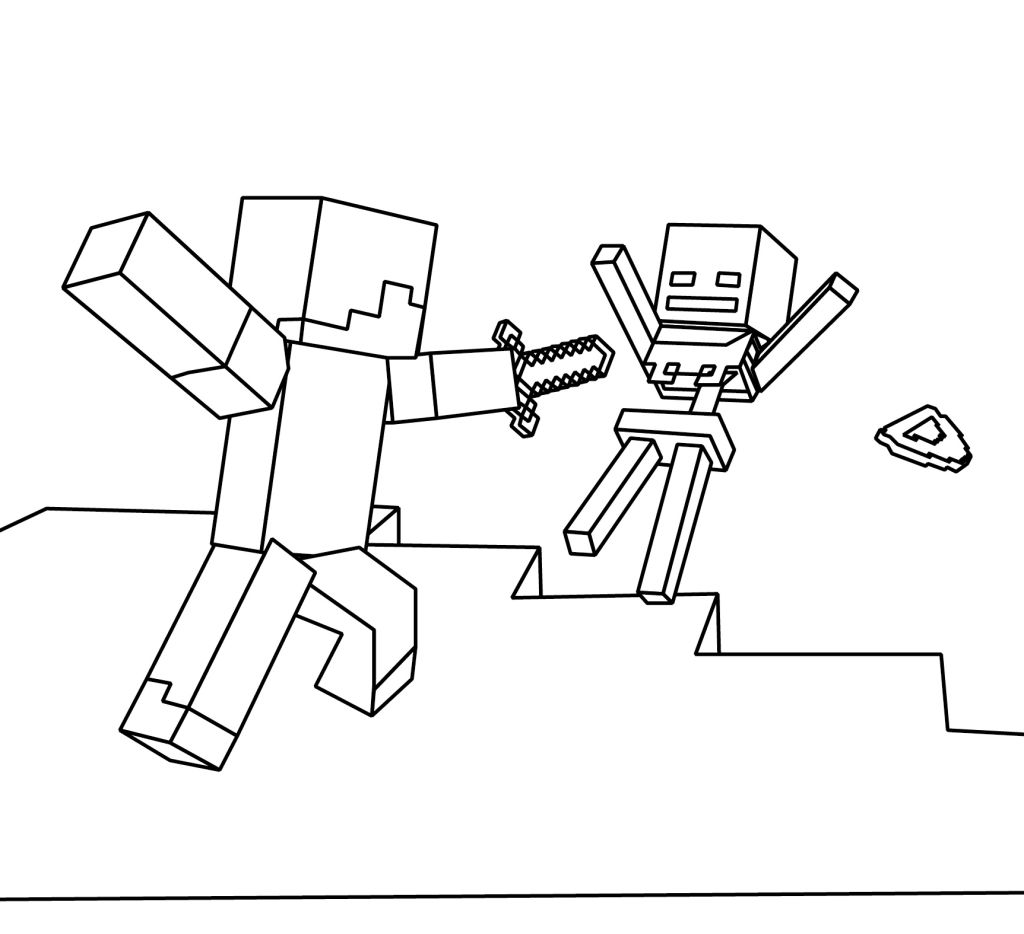 1024x934 Minecraft Youtuber Coloring Sheets Coloring Pages, Minecraft