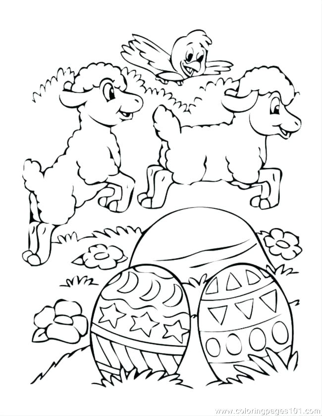 650x840 Coloring Pages For Easter Eggs Printable Free Eggs Coloring Pages