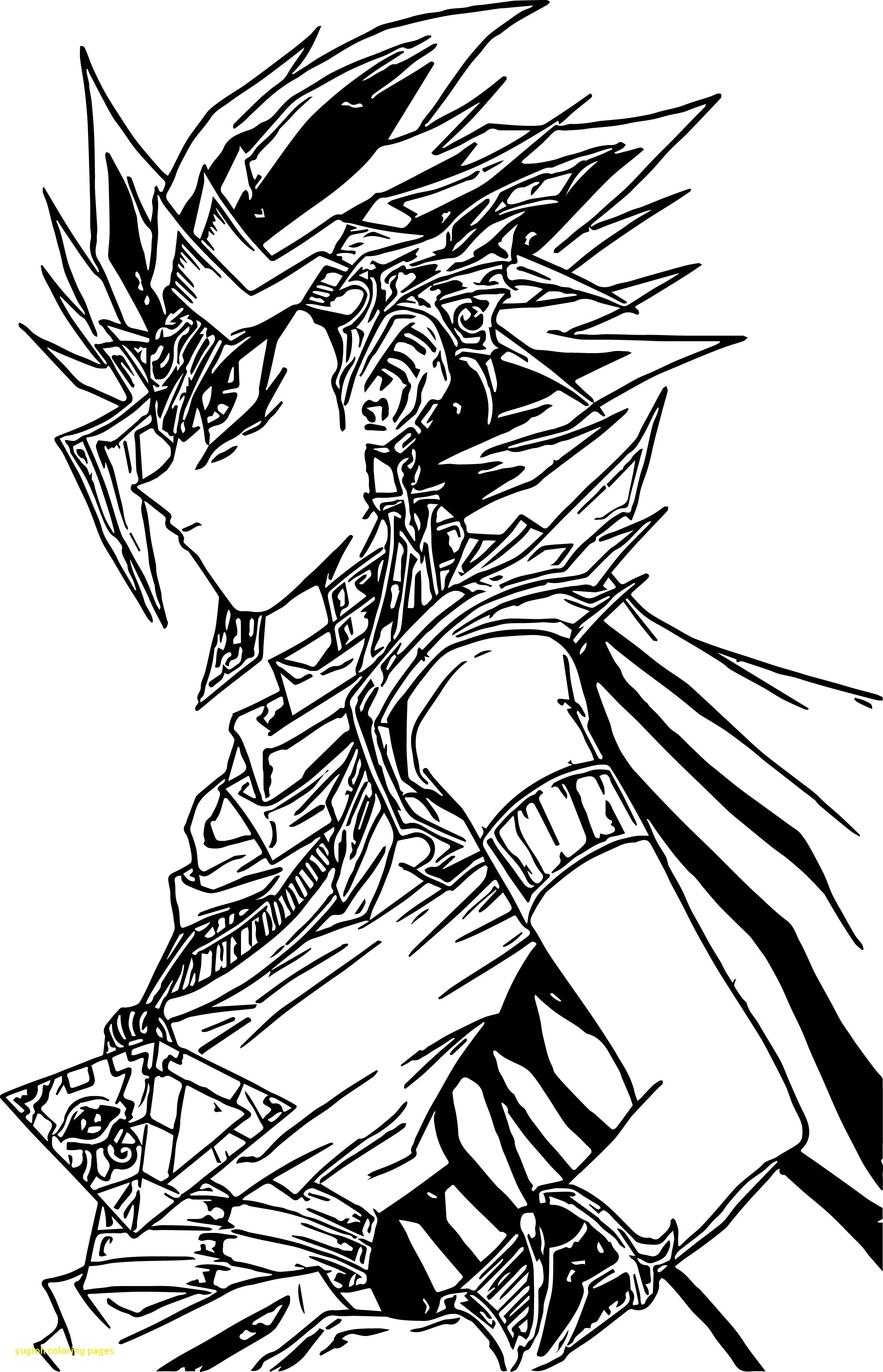 The best free Yugioh coloring page images. Download from ...