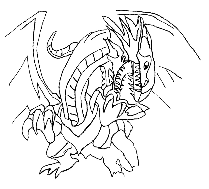 850x769 Yugioh Coloring Pages Elegant Blue Eyes White Dragon Yu Gi Oh