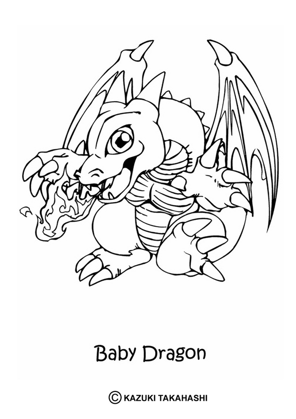 601x850 Yugioh Coloring Pages Free