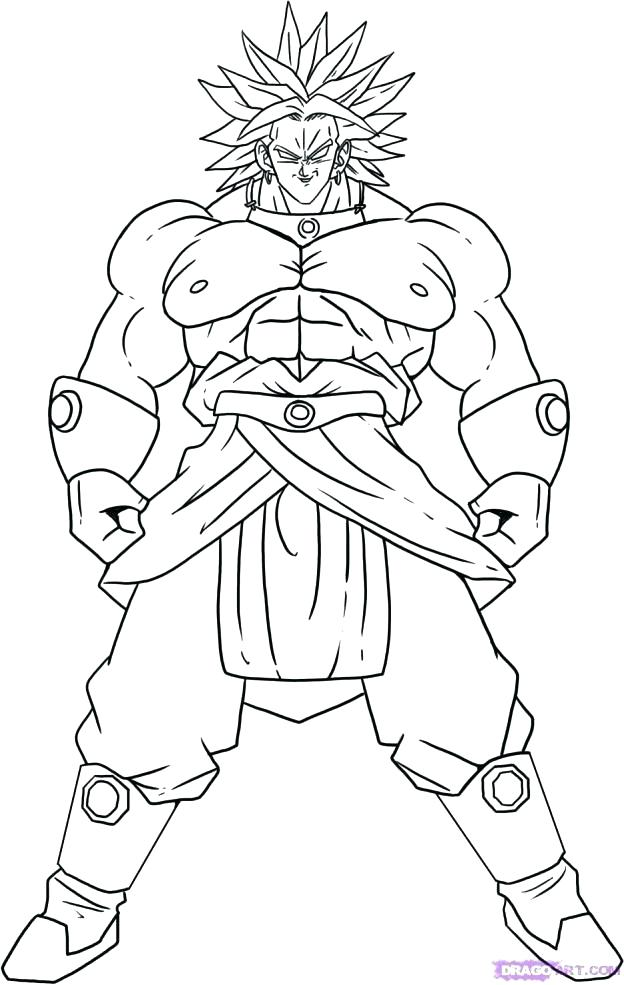 624x985 Dragon Ball Coloring Book Or Dragon Ball Z Coloring Pages Me