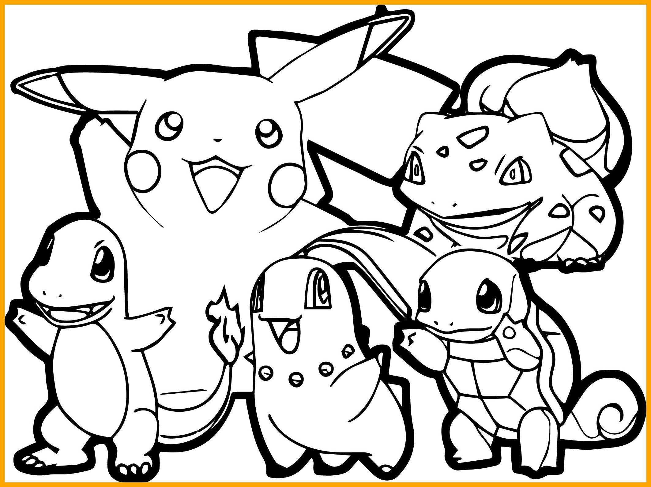 2126x1591 Best Fresh Pokemon Coloring Pages Online Collection Printable Pic