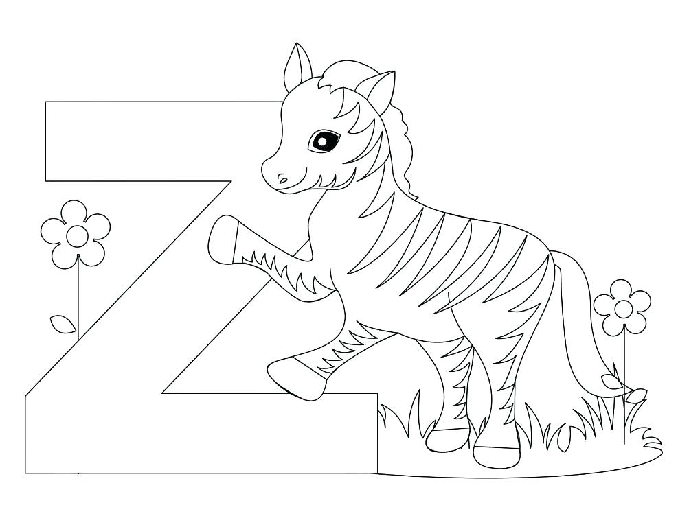 987x768 Zebra Color Page Zebra Coloring Book Page Zebra Coloring Pages