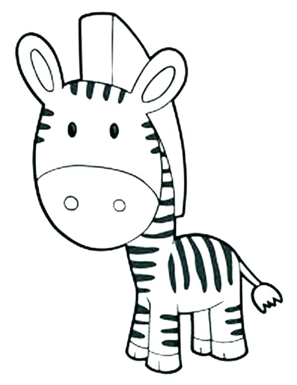 600x777 Zebra Coloring Page Plus Zebra Coloring Page Printable Zebra Color