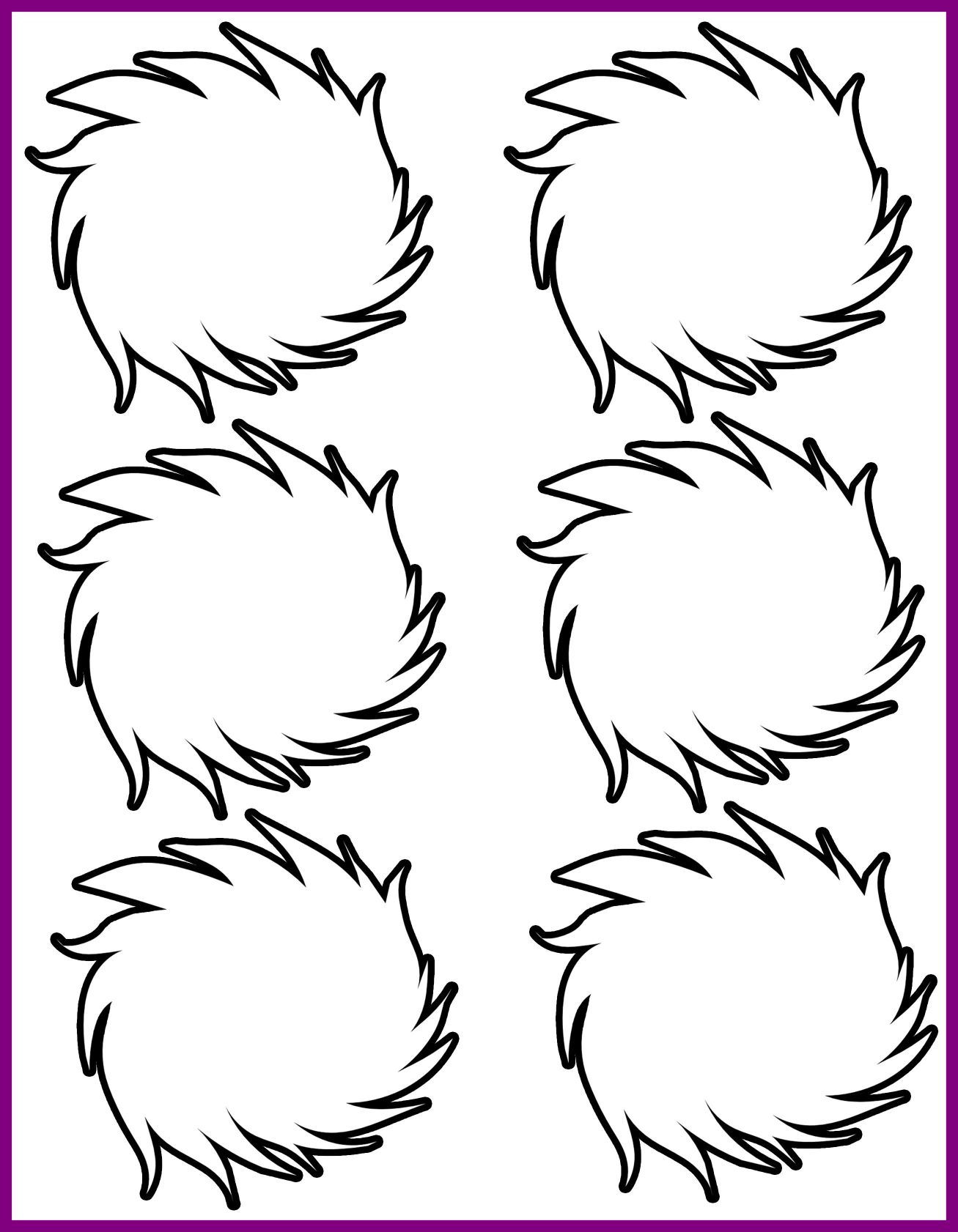 1307x1682 Astonishing Dr Seuss Coloring Pages Zebra Printable Picture