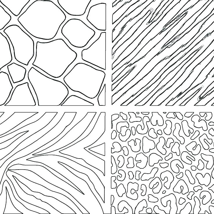 736x737 Zebra Print Coloring Pages Interesting Zebra Print Coloring Pages