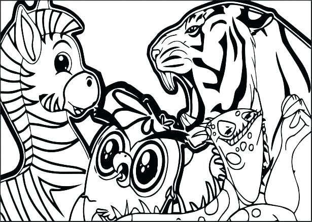 615x439 Zebra Print Coloring Pages Lovely Zebra Printable Coloring Pages