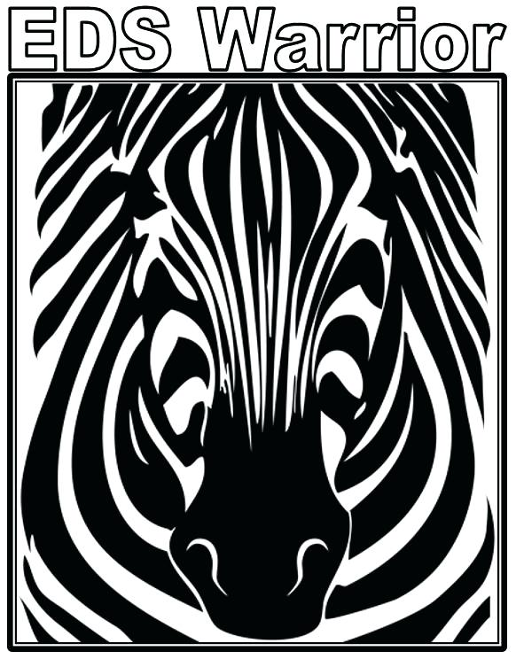 582x744 Zebra Print Coloring Pages Related Pictures Illustration Zebra