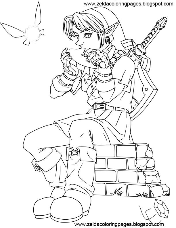 612x792 Zelda