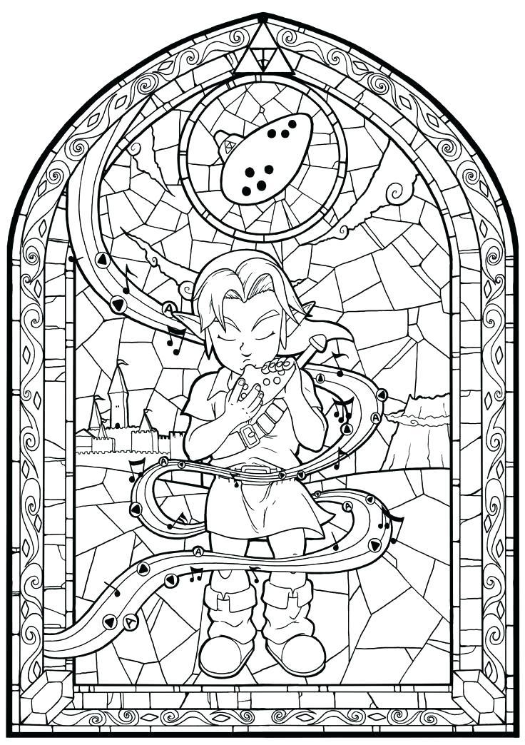 736x1044 Zelda Coloring Pages Coloring Pages Legend Of Zelda Wind Waker