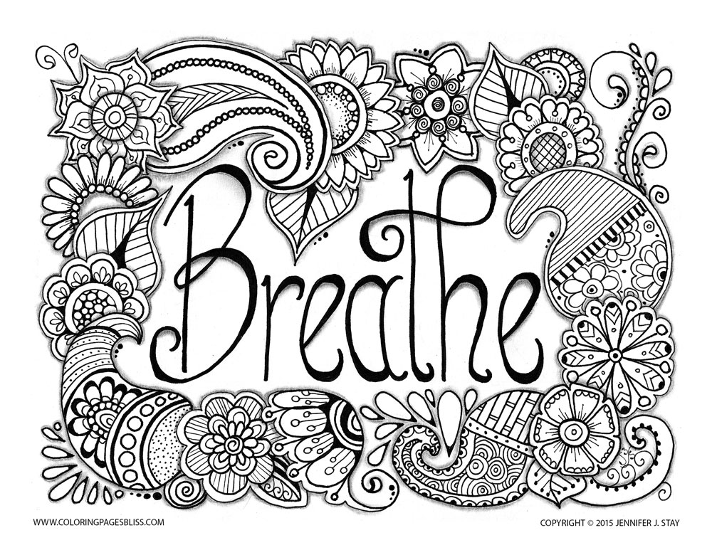 Zen Coloring Pages Printable At Getdrawings Com Free For Personal