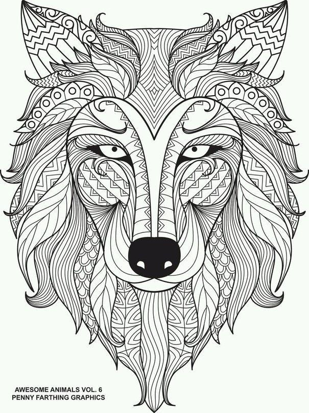 605x807 Zentangle Adult Coloring Pages Adult Coloring
